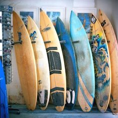 Surfboards- tumblr