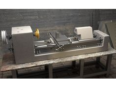 """The Multimachine $150, 12"""" Swing, Metal Lathe/Mill/Drill — DIY How-to from Make: Projects"""