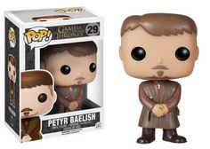 Game of Thrones - Petyr Baelish aka Little Finger