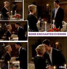#EJami cuteness from @Days of our Lives NBC of our Lives! #DAYS