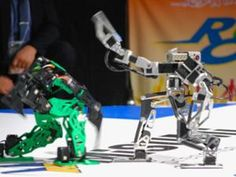 ROBO-ONE Hosts First Ever Autonomous Biped Fighting Tournament  Humanoid wrestling goes autonomous in Japan