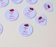 Personalised Wedding Decorative Confetti,For Tables or Gifts,100pk  £1.60