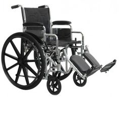 Probasics Wide Seat Bariatric Wheelchair | 1800wheelchair.com