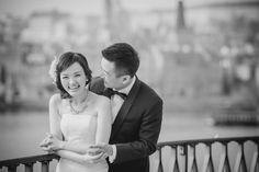 Suki & Steven's beautiful pre wedding portraits in Prague by American Photographer Kurt Vinion Prague Castle, Wedding Portraits, Wedding Photography, Weddings, Couple Photos, American, Wedding Dresses, Beautiful, Couple Shots