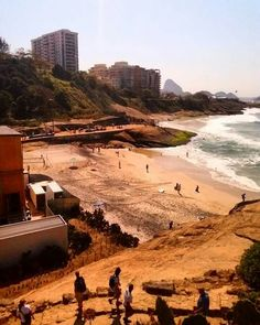 Desenho feito na praia do Diabo no Rio de Janeiro nas olimpíadas 2016.
