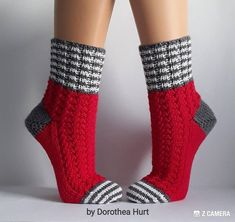 Small businessman according to § 19 UstG, no expulsion of VAT. Wool socks, cuddly socks size f Knitting Socks, Hand Knitting, Knitting Patterns, Mitten Gloves, Mittens, Selling Handmade Items, Cozy Socks, Knitted Slippers, Kids Hats