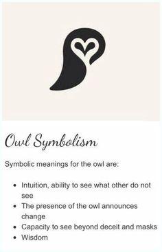 cUte #Owl Design .. Love This Idea For A #Tattoo