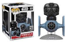 POP! Deluxe: Star Wars - Tie fighter Pilot with Tie Fighter