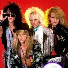 Rock of Ages features the music of Poison-- http://www.poisonweb.com/
