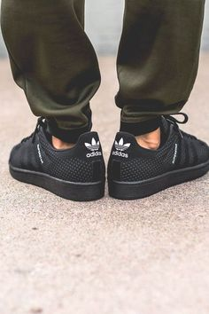 388b0ff0d54 Big Deals Adidas Superstar Homme Maille Noire Blanche Disponible Adidas  Trainers Mens