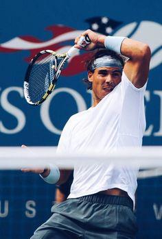 Two time USOpen winner:Rafa Nadal