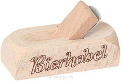 Bartl, Bierhobel aus Holz,originellster Flaschenöffner, Eignet sich hervorragend als pfiffiger Werbeartikel. | 100270