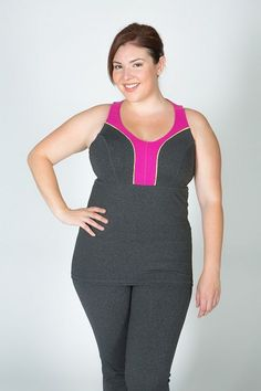 36e60aea6f Plus size yoga pants are designed keeping in mind the body shapes and  structures of plus