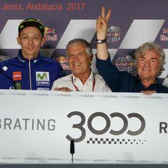 Vale, Giacomo Agostini & Angel Nieto