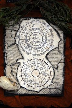 Correspondence chart for the Ogham alphabet by wolftea