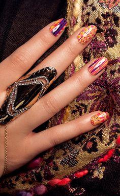House of Hollywood Nº1, nail wrap