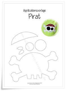 Applikation Pirat
