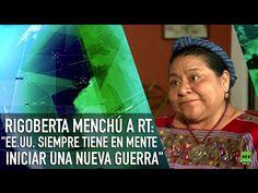"""Rigoberta Menchú: """"El racismo es una enfermedad mental"""" - YouTube"""