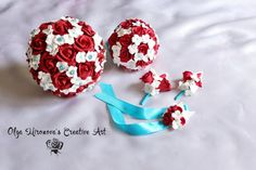 Great treasury of red products! Thanks for including LillyBear Creations & our red tutu! =) **The color of LOVE!** by Blue Suede Stitches on Etsy