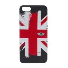 Mini Back Case Union Jack voor Apple iPhone 5S / 5