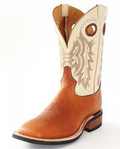 Tony Lama® Men's Americana Suntan Rebel Boots