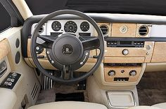 Rolls Royce Phantom - Interior