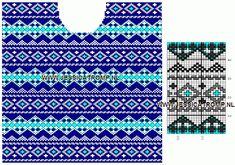 MES FAVORIS TRICOT-CROCHET: Le jacquard Motif Fair Isle, Fair Isle Pattern, Rubrics, Knitting Stitches, Mittens, Free Pattern, Embroidery, Charts, Socks