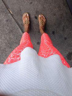 Wear Pink & Make Boys Wink.              Tory Burch, Vineyard Vines and love it!
