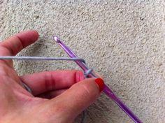Great Beginner Crochet Tutorial!