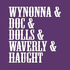 I'm slowly getting obsessed with Wynonna Earp. It's all about Doc for me. Shirt available on TeePublic! #Earpers #DocHolliday