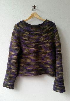 Ingela Andersson - Sweater via Facebook group