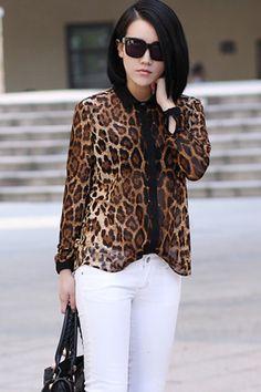 Cheetah prints my life