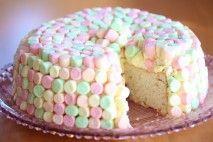 Heavenly Angel Food Cake | Det søte liv