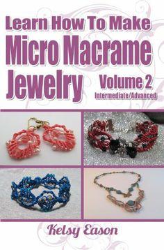 9 Meilleures Images Du Tableau Livres Macrame Micro Macrame