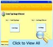 Tape Data Recovery Software to Recover Data from Damaged Tape DLT, AIT, DAT, LTO