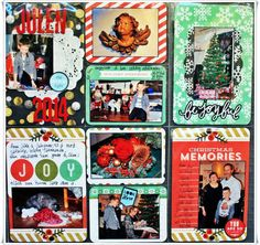Jorunn`s Fristed Project Life, Baseball Cards, Projects, Christmas, Log Projects, Xmas, Blue Prints, Weihnachten, Yule
