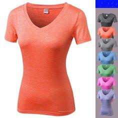 Quick Dry Yoga TShirt