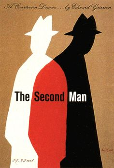 book cover by Paul Rand (1956)