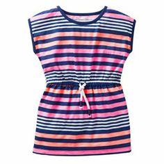 Carter's Striped Tunic - Toddler #Kohls