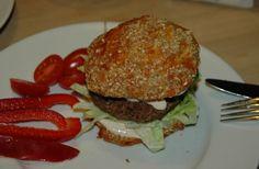 Burgerboller uden mel