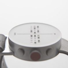 Turn it on! The first moving braille smartwatch for everyone + visually impaired - design by cloudandco x dot