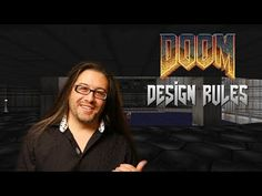During the development of DOOM, John Romero came up with eight special rules to make his levels look and play as good as possible. This video discusses those. John Romero, Game Level Design, Game Environment, Modeling, Gaming, Club, Youtube, Videogames, Modeling Photography