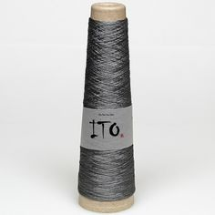 TETSU Smoke Gray - TETSU - ITO garn