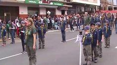 Desfile Cívico 97 Anos de Porto União