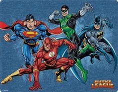 Justice League Heroes skin