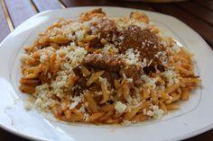 Ελληνικές συνταγές για νόστιμο, υγιεινό και οικονομικό φαγητό. Δοκιμάστε τες όλες Cookbook Recipes, Cooking Recipes, Greek Recipes, Fried Rice, Food And Drink, Pasta, Beef, Ethnic Recipes, Decoration
