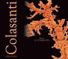 Catalogue now available online http://www.colasantiaste.com/catalogo.php
