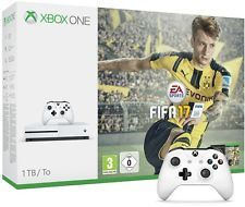 Check This Out! Microsoft Xbox One S 1TB With FIFA 17 And Extra Controller #OnSale #Discount #Shopping #AddMe #FollowMe #BestPins