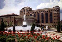 Beering Hall of Liberal Arts (BRNG), Purdue University, West Lafayette, IN