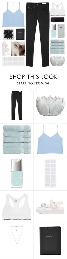 """LOVE AIN'T SIMPLE"" by constellation-s ❤ liked on Polyvore featuring rag & bone/JEAN, Christy, GET LOST, Christian Dior, Calvin Klein Underwear, Carbon & Hyde, FOSSIL, unicorntags and philosoqhytags"